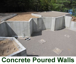 Services Concrete Specialists Sons